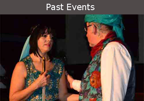 past events in ravenstonedale